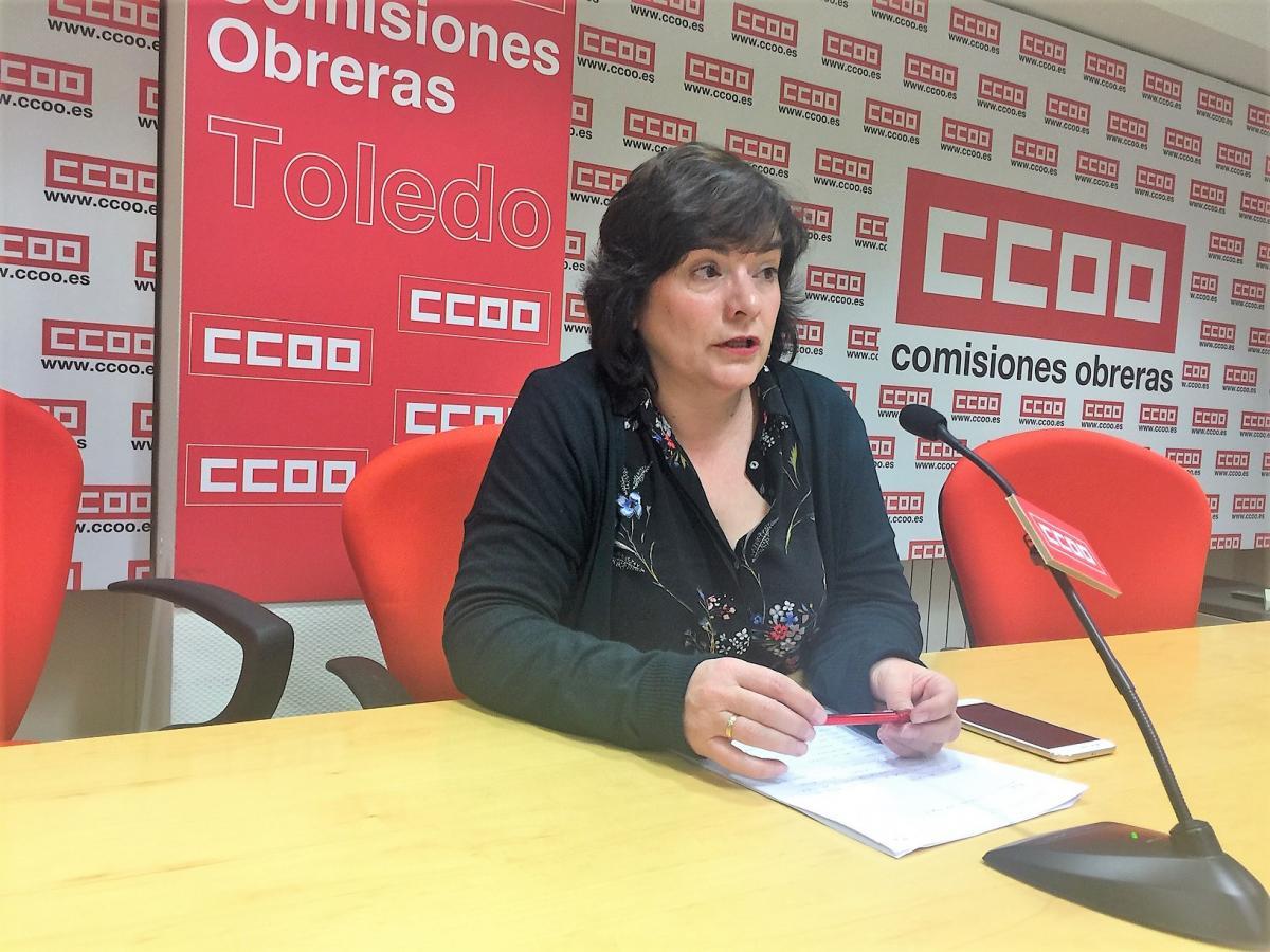 Comisiones Obreras De Castilla La Mancha Federaci N De: comisiones obreras ensenanza toledo